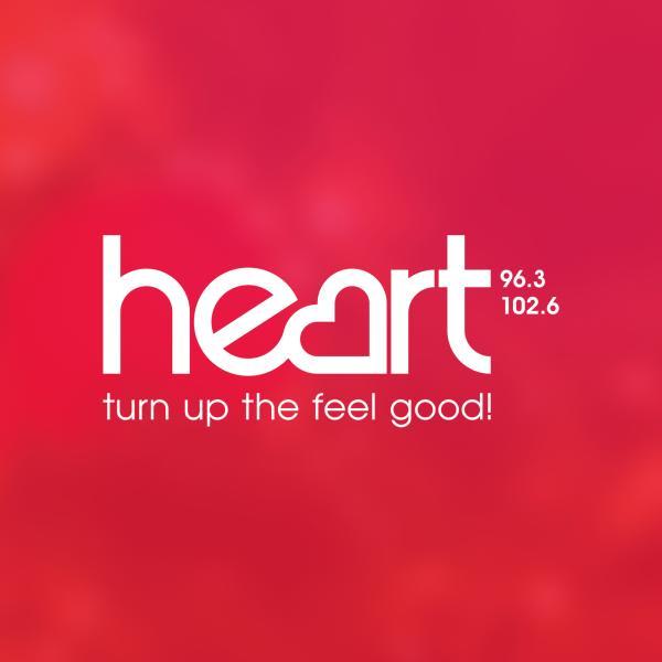 Heart Essex - Chelmsford 600x600 Logo