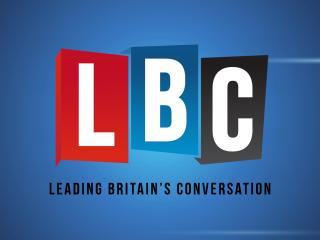 LBC London 320x240 Logo