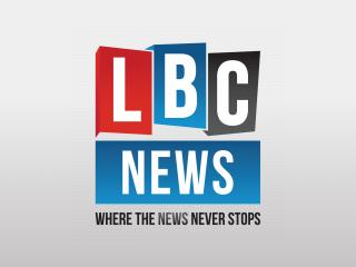 LBC News London 320x240 Logo