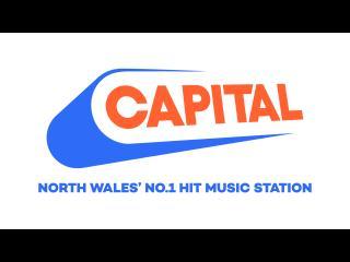 Capital North Wales - Anglesey & Gwynedd 320x240 Logo