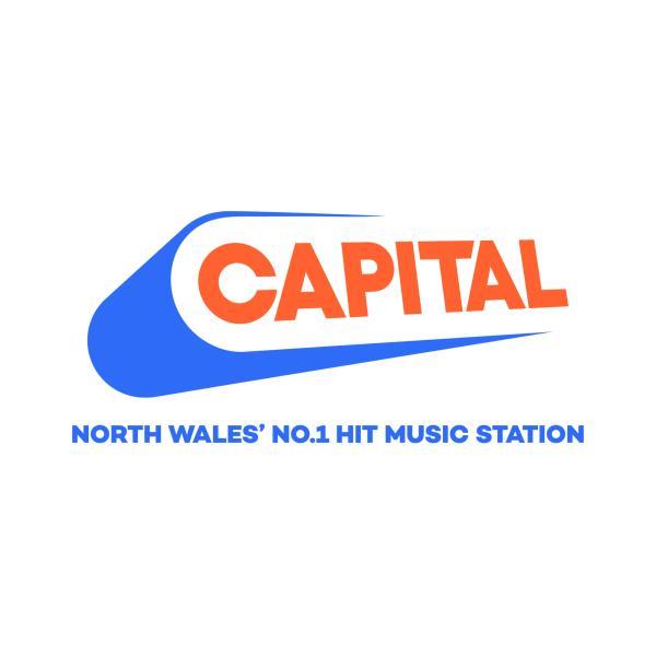 Capital North Wales - North Wales Coast 600x600 Logo