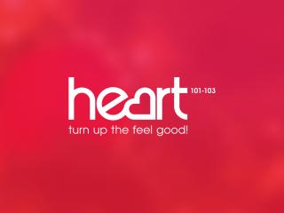 Heart Scotland - East 320x240 Logo