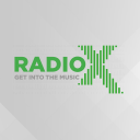 Radio X UK 128x128 Logo