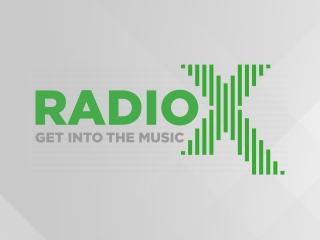 Radio X UK 320x240 Logo