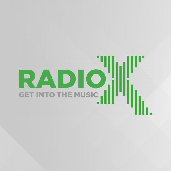 Radio X London 600x600 Logo